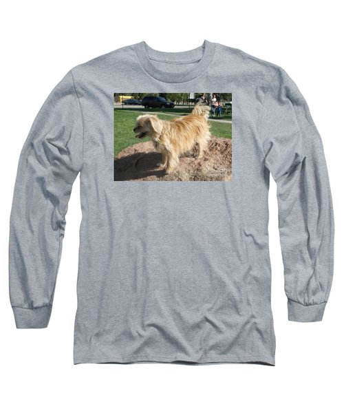Bits On The Rocks Long Sleeve T-Shirt