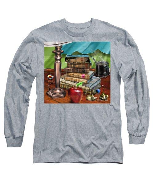 Black Art A Still Life Long Sleeve T-Shirt