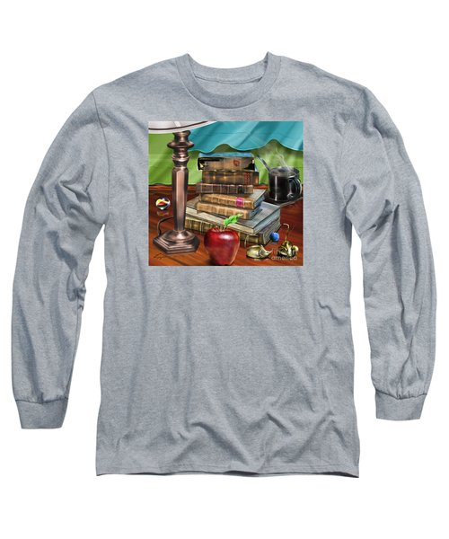 Black Art A Still Life Long Sleeve T-Shirt