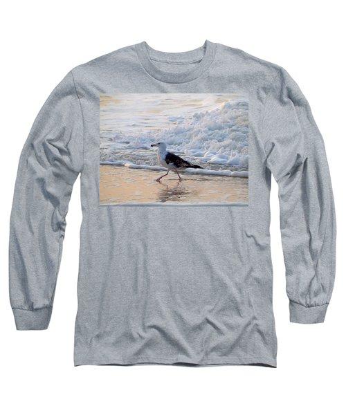 Black-backed Gull Long Sleeve T-Shirt