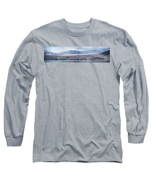 Black Glacier Long Sleeve T-Shirt