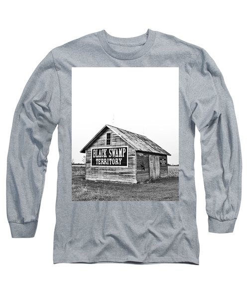 Black Swamp Territory Long Sleeve T-Shirt