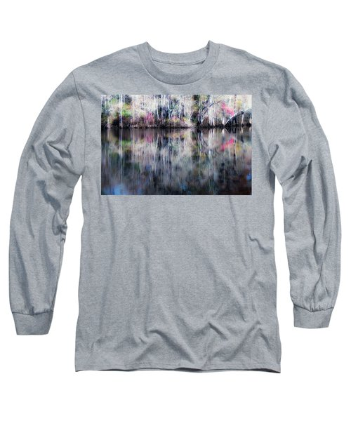 Black Water Fantasy Long Sleeve T-Shirt