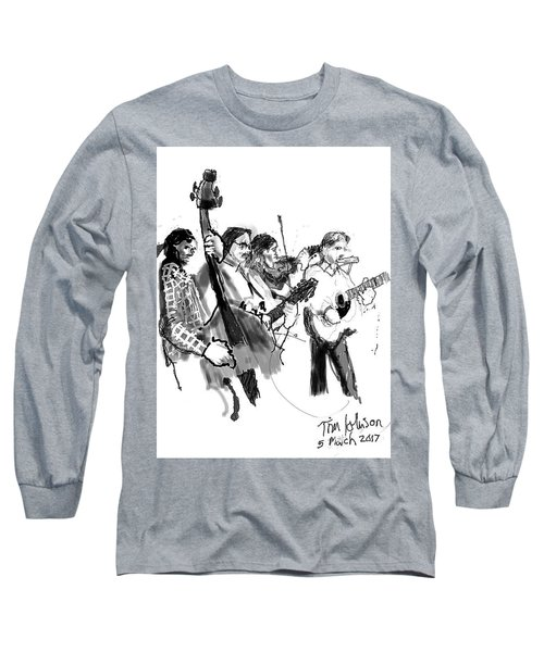 Blacksmith II Long Sleeve T-Shirt