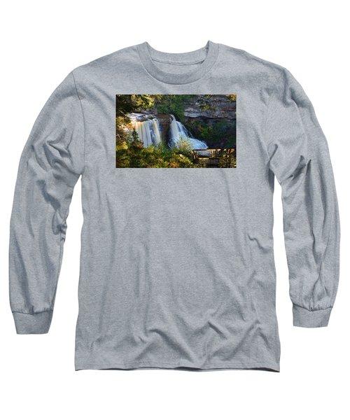 Blackwater Falls Long Sleeve T-Shirt
