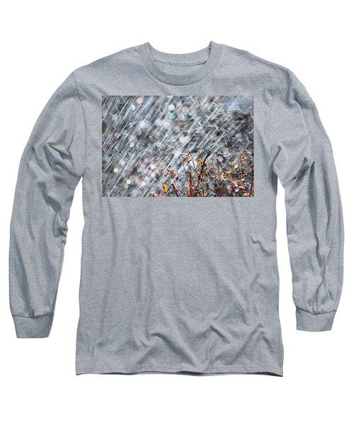 Blame It On The Rain Long Sleeve T-Shirt