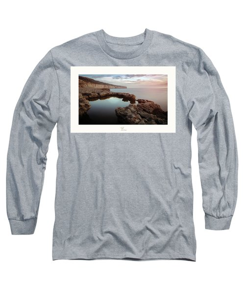 Blata Tal-melh - Salt Rock Long Sleeve T-Shirt