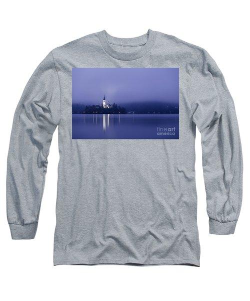 Bled Slovenia Long Sleeve T-Shirt