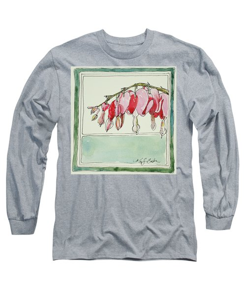 Bleeding Hearts II Long Sleeve T-Shirt