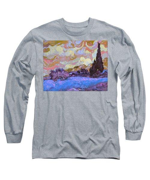 Blend 20 Van Gogh Long Sleeve T-Shirt