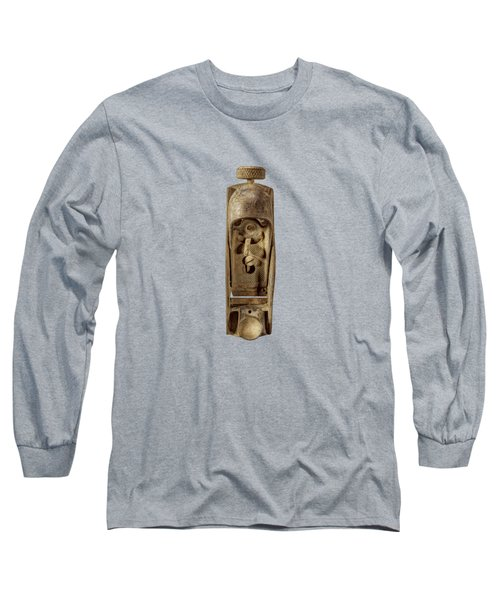 Block Plane II Long Sleeve T-Shirt