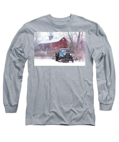 Blocked Long Sleeve T-Shirt