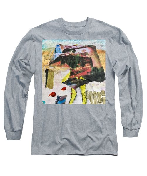 Blockhead Long Sleeve T-Shirt