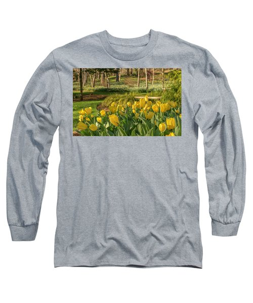 Bloomin Tulips Long Sleeve T-Shirt