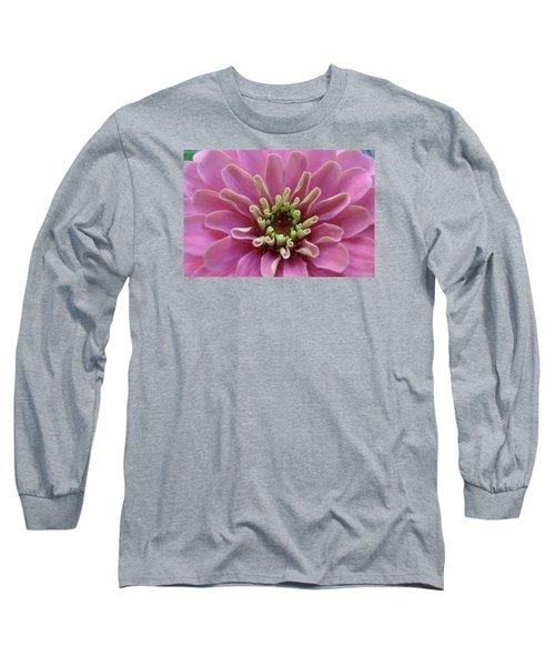 Blooming Flower Long Sleeve T-Shirt