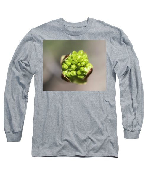 Blooming Star Long Sleeve T-Shirt