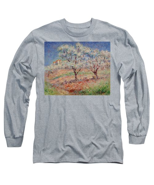Blossom Trees  Long Sleeve T-Shirt