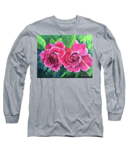 Blossom Buddies Long Sleeve T-Shirt