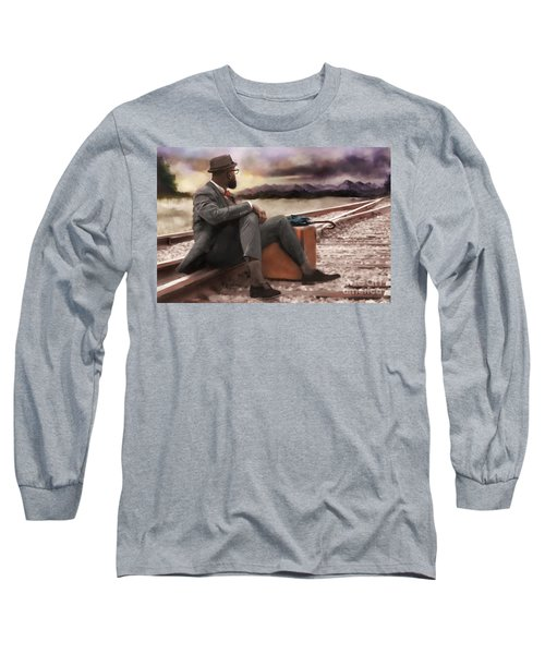 Blowin' In The Wind Long Sleeve T-Shirt