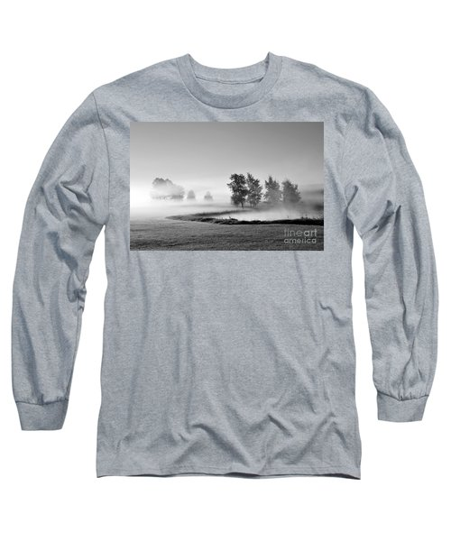 Long Sleeve T-Shirt featuring the photograph Blown Away by Terri Gostola