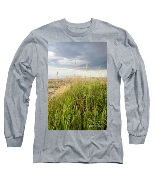 Blown By The Wind Long Sleeve T-Shirt