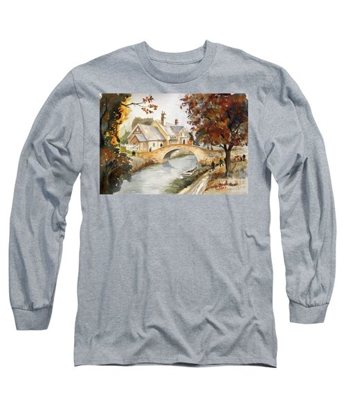 Blue Anchor Tavern Long Sleeve T-Shirt