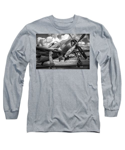 Blue Angels - Bearcat Long Sleeve T-Shirt
