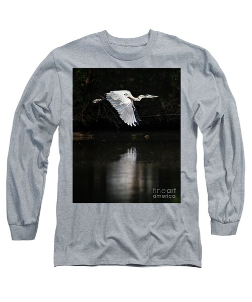 Blue Ballet Long Sleeve T-Shirt