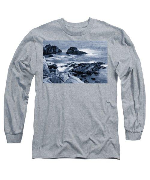 Blue Carmel Long Sleeve T-Shirt