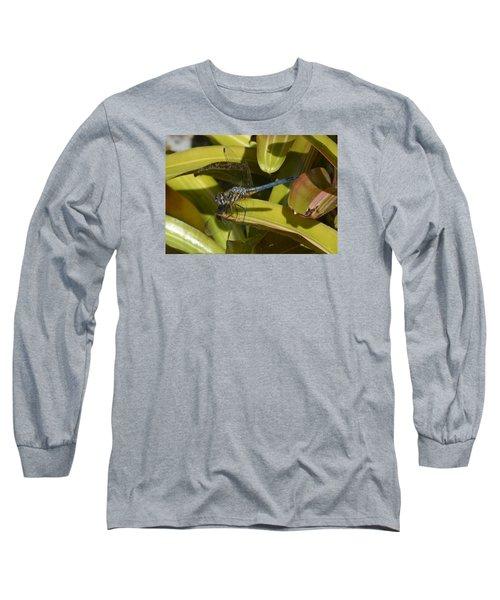 Blue Dasher 2 Long Sleeve T-Shirt