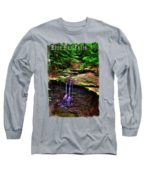 Blue Hen Falls Long Sleeve T-Shirt