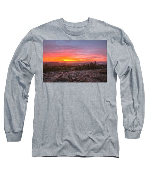 Blue Hill Overlook Alpenglow Long Sleeve T-Shirt
