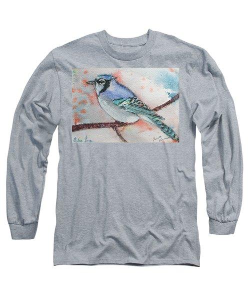 Blue Jay Long Sleeve T-Shirt