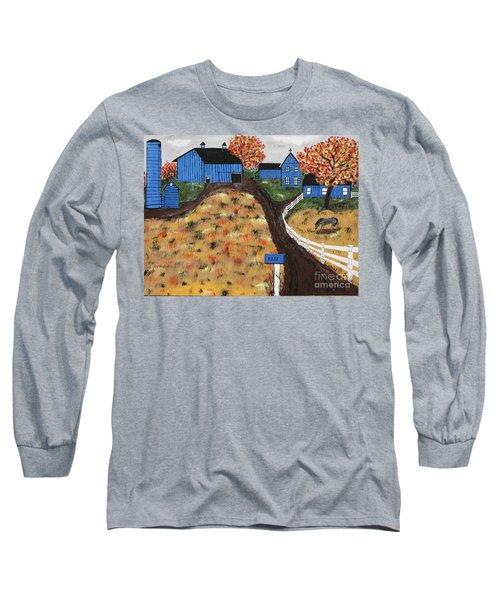 Blue Mountain Farm Long Sleeve T-Shirt
