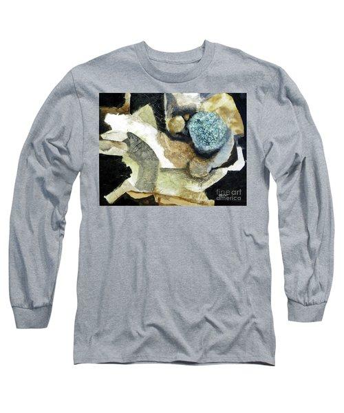 Blue Nest Long Sleeve T-Shirt