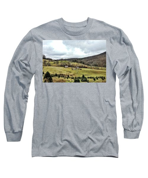 Blue Ridge Homestead Long Sleeve T-Shirt
