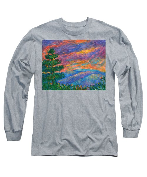 Blue Ridge Jewels Long Sleeve T-Shirt