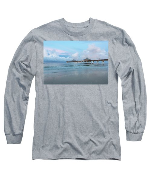 Long Sleeve T-Shirt featuring the photograph Blue Skies by Kim Hojnacki
