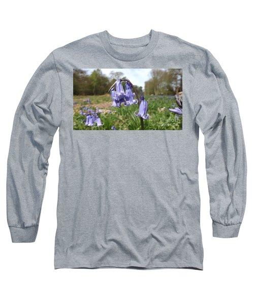 Bluebells Long Sleeve T-Shirt