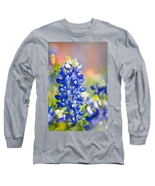 Bluebonnet 1 Long Sleeve T-Shirt