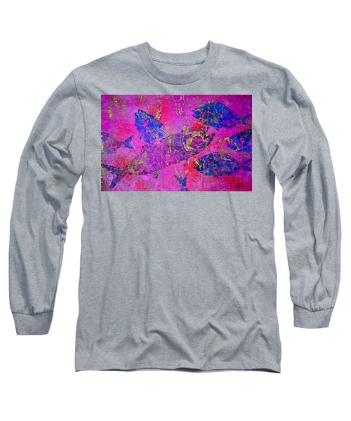Bluefish Mascara - Maurada - Food Chain Long Sleeve T-Shirt