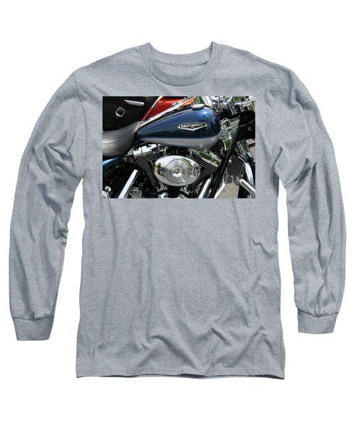 Blues Long Sleeve T-Shirt