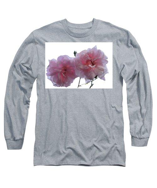 Blushing Beauties Long Sleeve T-Shirt