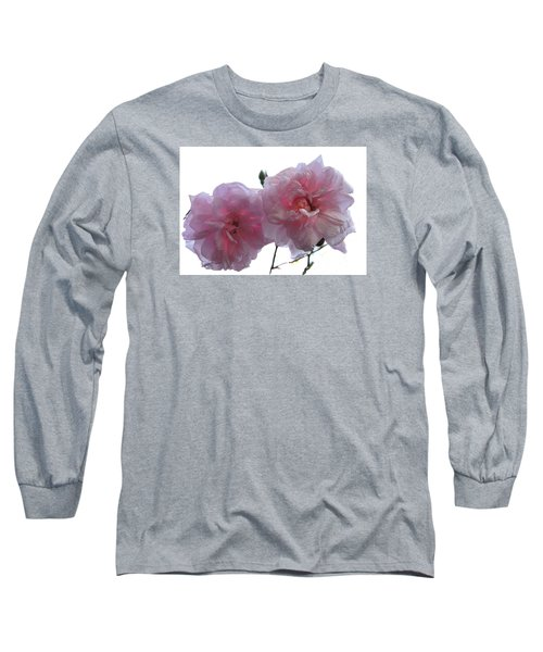 Blushing Beauties Long Sleeve T-Shirt