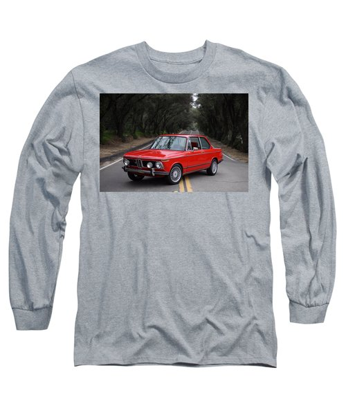 Bmw 02 Series Long Sleeve T-Shirt