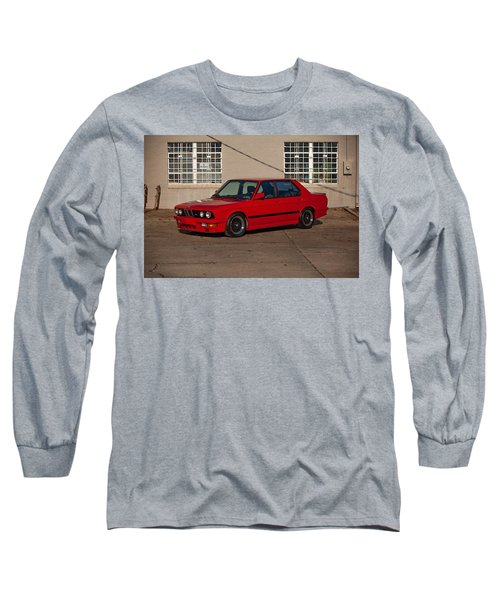 Bmw 5 Series Long Sleeve T-Shirt
