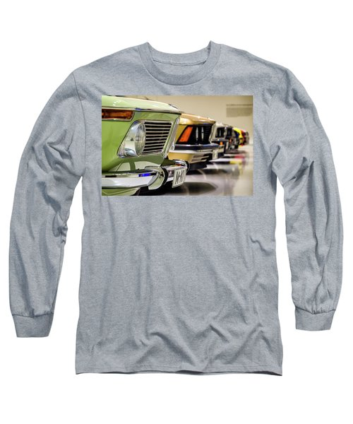Bmw Evolution Long Sleeve T-Shirt