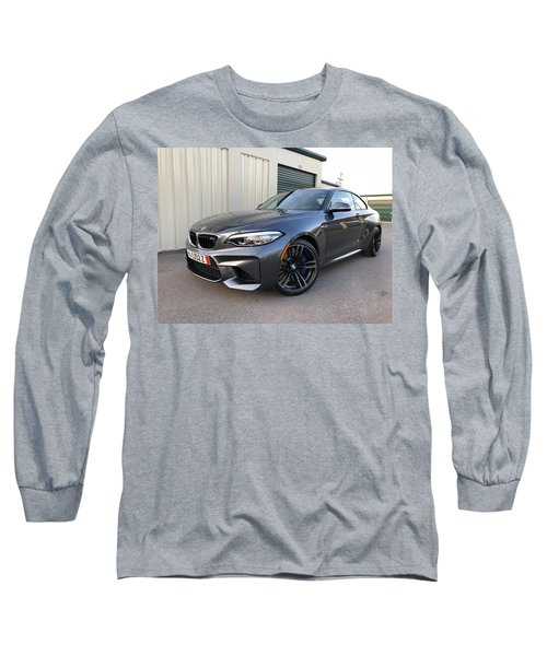 Bmw M2 Long Sleeve T-Shirt