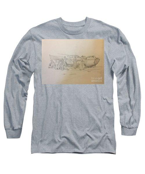 Boat Crew Long Sleeve T-Shirt