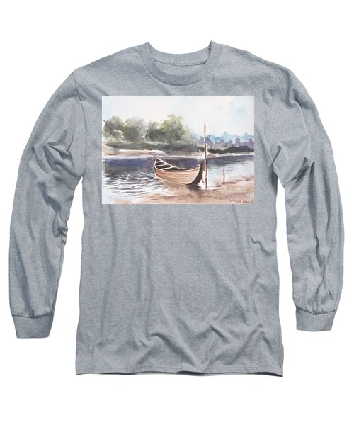 Boat Ride Long Sleeve T-Shirt